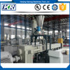 30kg/H- 800kg/H Capacity Rigid and Soft Plastic Hot Cutting PVC Compound