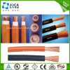 Soft Bare Copper Stranded Rubber Jacket Electric Welding Machine Cable