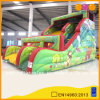 Colorful Customized Size Green Forest Theme Inflatable Slide for Cheap Price (AQ09107)