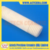 Customized Manufacturing Zirconia Thread Rods/Zro2 Rods Thread Machining