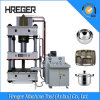 Ce Standard Hreger-CNC Manufacturer Small Cold Extrusion Hydraulic Press 100t