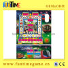 South America Hot Coin Operated Slot Bonus Game Machine