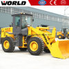 Optional Engine Ce Certificated 3ton Front Wheel Loader (W136)