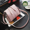 2017 Hot Selling Studs Tote Bags Fashion Lady Handbag with Long Shoulder Strap Sy8382