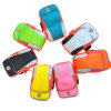 Double Pockets Zipper Wrist Pouch with Reflective Strip