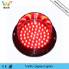 Customized 125mm Red Traffic Light Replacement LED Traffic Signal Light