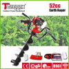 52cc Easy Start Two Operations Petrol Earth Auger