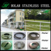 Polish Stainless Steel Railing Round Base Cover