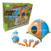 Kids Playhouse Camping Tent Set Toy