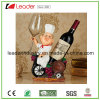 Polyresin Customized Wine Holder for Promotional Gift and Home Decoration