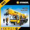 Made in China New Condition Aoqi Hydraulic 35tons Truck Crane