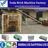 Multi-Function Qt4-18 Medium Pavement Brick Machine/Flyash Hollow Block Machine