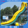 0.9mm PVC Tarpaulin Long Inflatable Water Slide Parts Water Slide Tubes