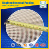 Cordierite 150*150*300mm Honeycomb Ceramic Catalyst
