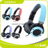 2017 New Style Metal Style Blue Headphone/Headset