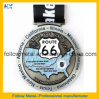High Quality Custom Athletic Running Sport Metal Medals No Minimum Order