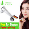 OEM Promotional Metal Alloy Keychains with Name Tag Multi Tools