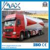 Sinotruk 8*4 Bulk Cement Powder Material Tank Truck