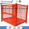 High Quality Warehouse Power Coated Stacking Container Racks for Sales