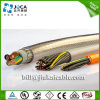 Ce Approved Halogen Free Round Copper Flexible Elevator Control Cable