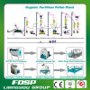 Organic Fertilizer Product Line for Animal Manure
