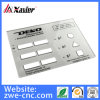 Custom Acrylic Control Panel by CNC Milling
