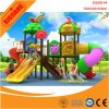 colorful Kids Toy Outdoor Slide and Swing Playground Factory