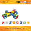 Indoor Kids′ Body Exercising Blocks Plastic Toys with Climber (PT-023)