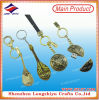 Cheap Price 8-16GB Metal USB Keychain Customized Shape