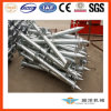 Helical Ground Screw Piles for Foundation of Solar Photovoltaic Brackets