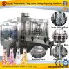 Automatic Pulp Juice Piston Filling Capping Machine
