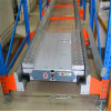 Adjustable Q235 Power Coating Multi-Layer Metal Shuttle Pallet Racking System