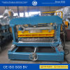 Roof Roll Forming Step Tiles Machine