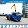 8ton Truck with Crane 10ton Truck Mounted Crane