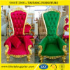 Luxury High Back King Throne Chair Party Use