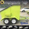 4/6 M3 Mobile Skip Bin Trash Trailer