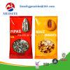 Factory Custom Printed Food Grade 3-Side Heat Seal Clear Plastic Packaging Bag