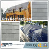 Natural Grey/Black Roofing Slate Roof Tile High Temperature Resistance
