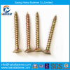 Jiaxing Haina Yellow Zinc Plated Chipboard Screw