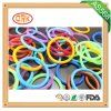 Rubber Colorful Wearable Customize O Ring