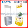 Plastic Advertising Promotional Table Portable Pop up Counter (LT-08B)