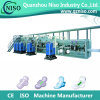 Frequency High Speed Automatic Women Sanitary Towel Machine