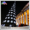 Holiday Shopping Mall Decoration 50′ Christmas Tree Light
