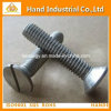Low-Cost Supply Screws Stainless Steel Countersunk Head Slotted Screw
