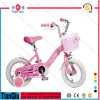 "2016 Hot Selling 12"" Cute Girl Honey, Training Wheel Kids Bike, Children Bicycle"
