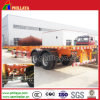 Cimc Skeletal Container Truck Semi Trailer Frame with Locks
