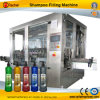 Automatic Shampoo Bottling Line