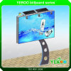 Advertising Lamp Post Mupis Cheap and Quality Large Pole Billboard Outdoor
