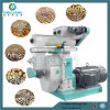 Full Automatic Horizontal Ring Die Wood Pellet Mill