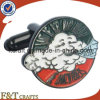 Black Nickel Plating Enamel Color Paint Cufflinks